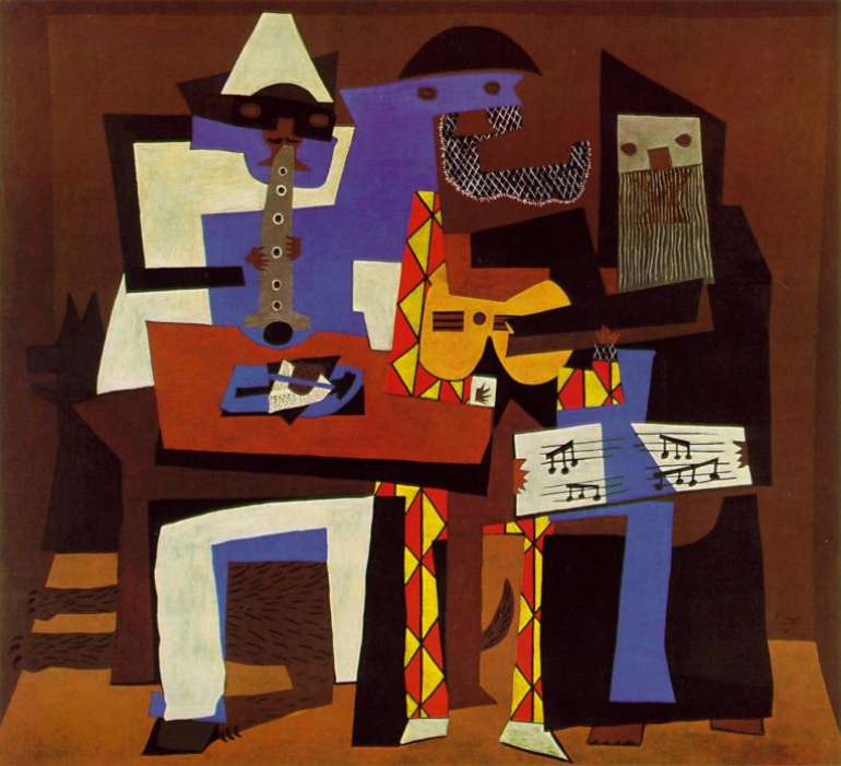 Anniversario Pablo Picasso Le 10 Opere Piu Celebri Dell Artista
