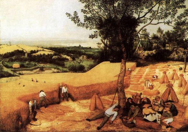 I 10 quadri ed opere d\'arte ispirate all\'estate - Libreriamo