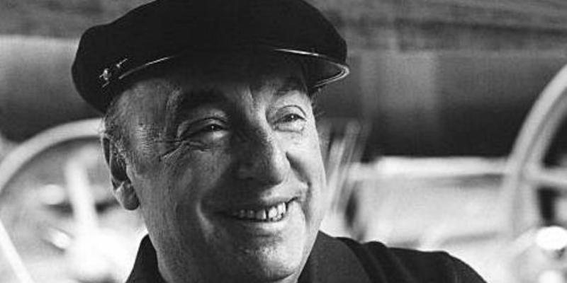 Accadde oggi - 12 luglio. Ricorre l'anniversario di nascita di Pablo Neruda