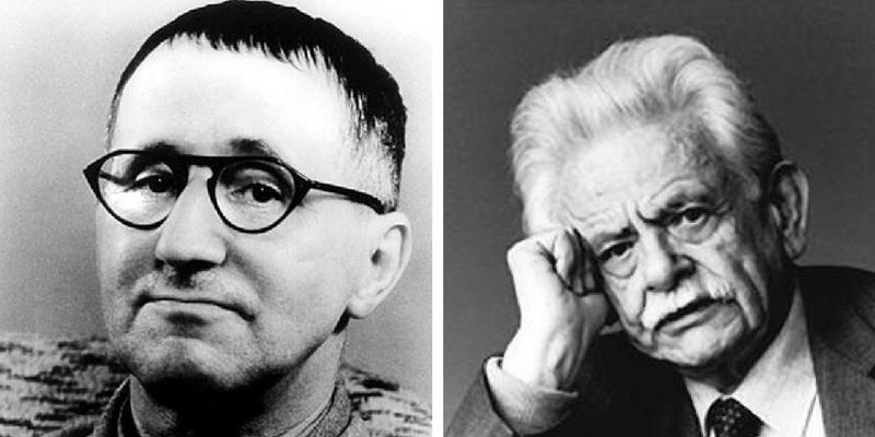 Accadde oggi - 14 agosto. Ricorrono gli anniversari di Bertolt Brecht e di Elias Canetti