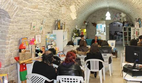 PAGINE AL CAFFE' a Ruvo di Puglia