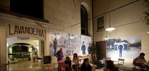 LA LAVANDERIA ricircolo di cervelli a Rimini