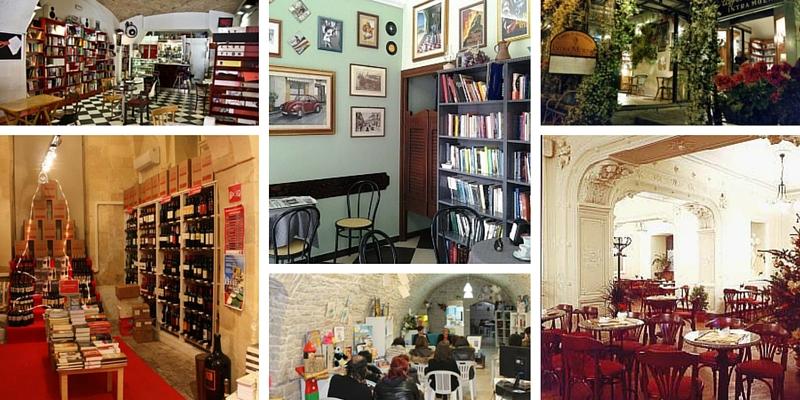I 20 Bookbar italiani che ogni amante dei libri dovrebbe visitare - parte II. Il nuovo trend sta spopolando in tutta Europa e l'Italia non fa eccezione.