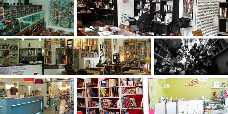 I 20 Bookbar italiani che ogni amante dei libri dovrebbe visitare - parte I