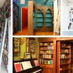 Le 10 librerie magiche che nascondono passaggi segreti