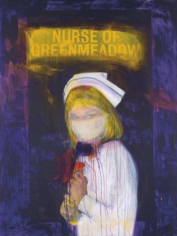 richard prince, nurse of greenmeadow (2002)