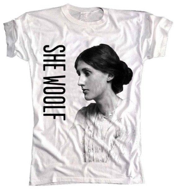 Maglia Virginia Woolf