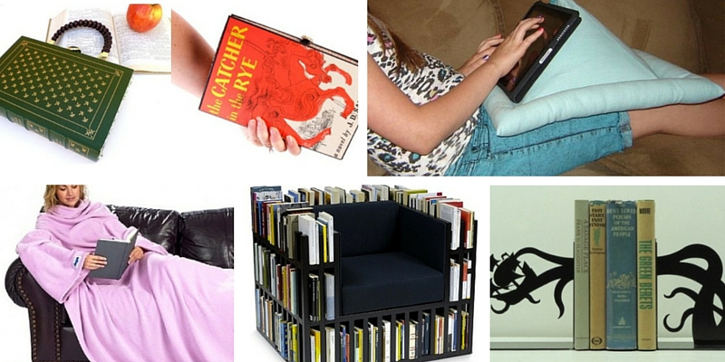 Natale, le idee regalo più originali pensate per gli amanti dei libri