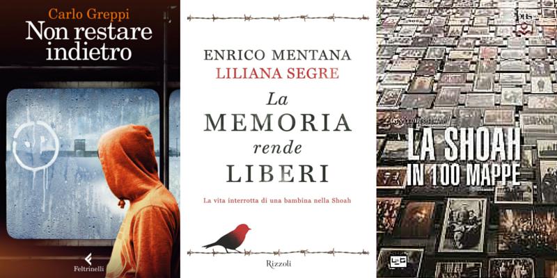 Giornata della Memoria, le novità in libreria per ricordare la Shoah
