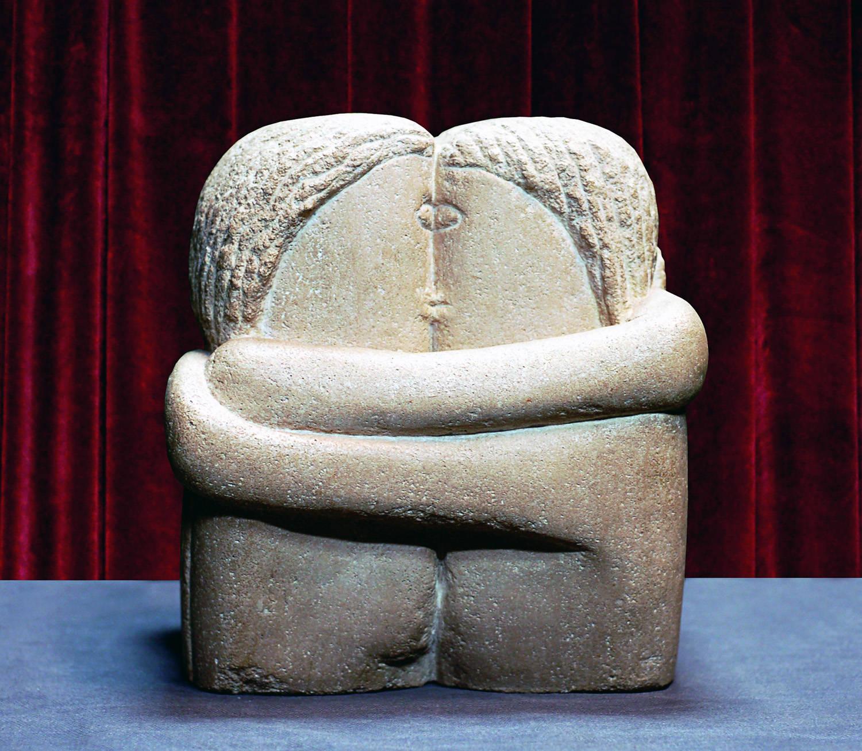 San valentino i 5 baci pi belli della storia della scultura for Rodin scultore