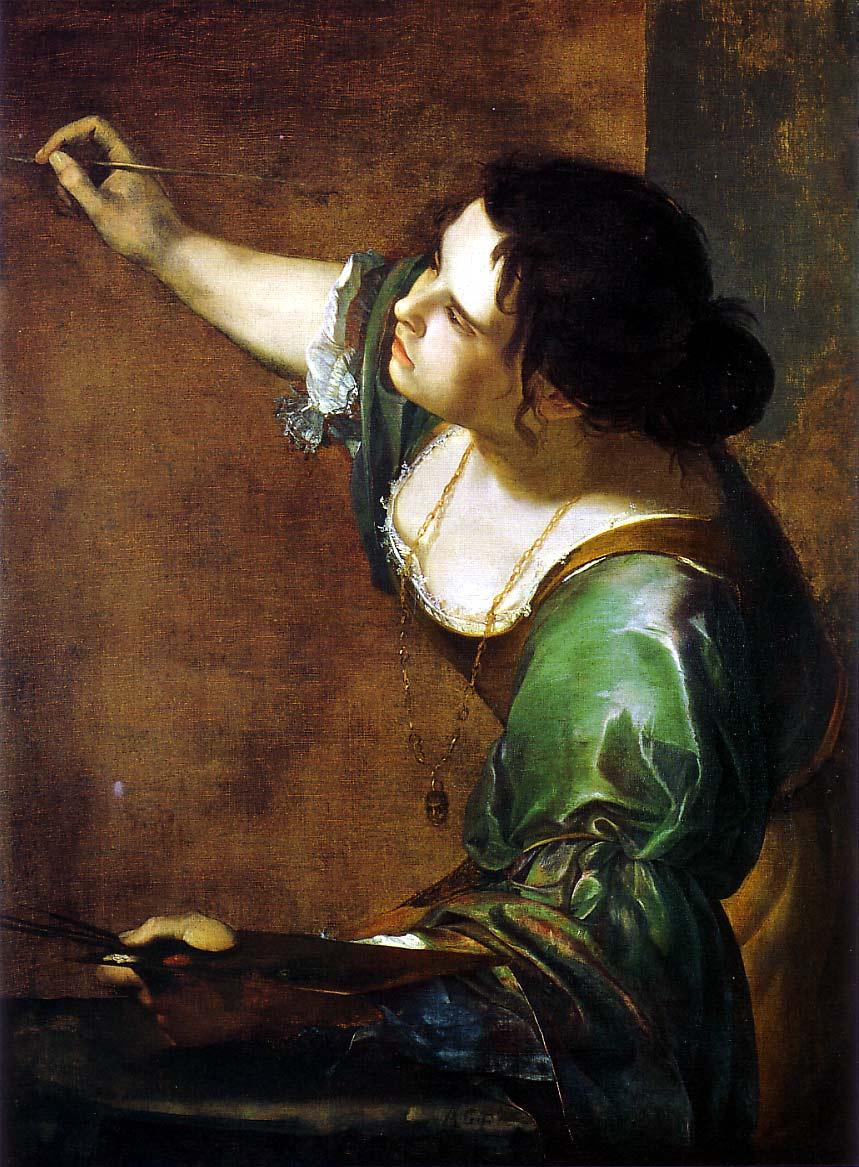 Donne nell'arte: Artemisia Gentileschi