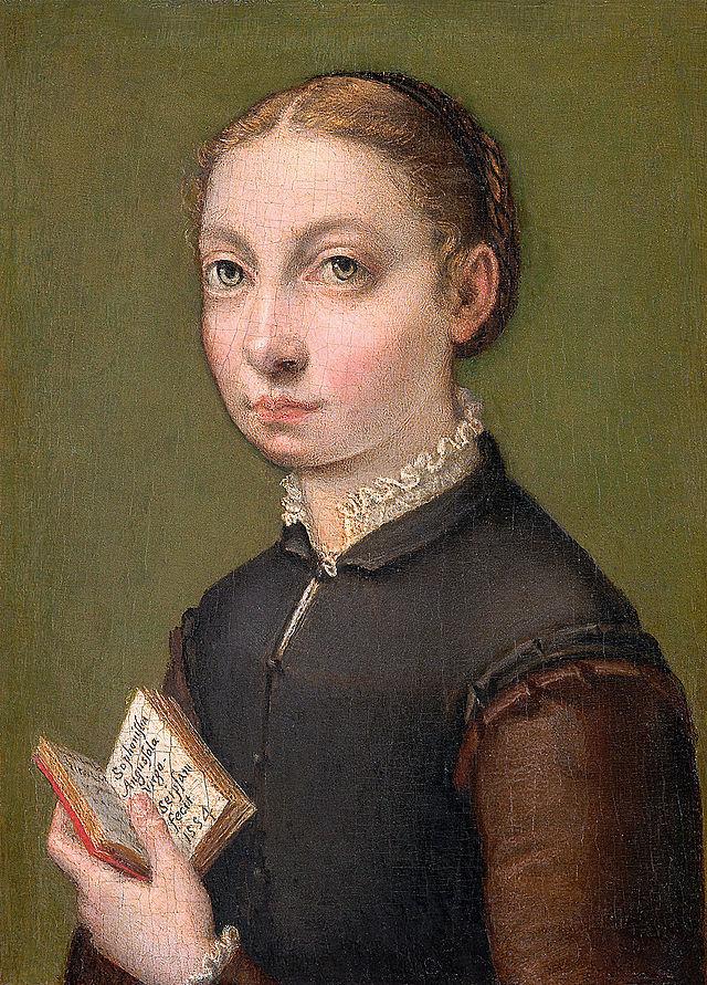 Mulheres na arte: Sofonisba Anguissola