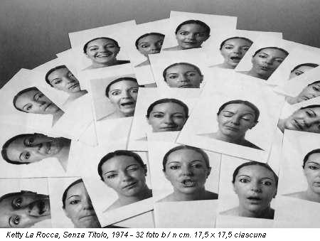 donne nell'arte: Ketty La Rocca