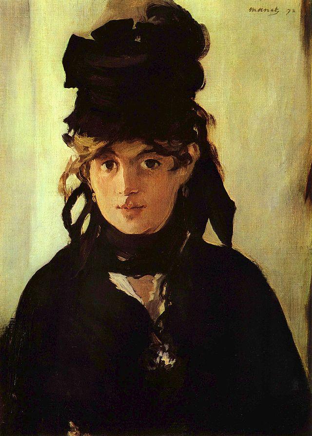 Donne nell'arte: Berthe Morisot