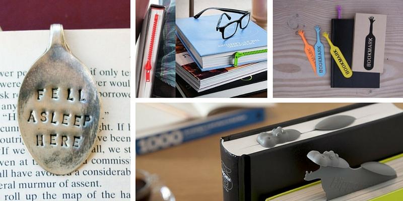 I segnalibri più originali pensati per gli amanti dei libri