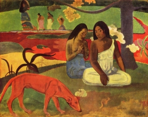 Arearea,_by_Paul_Gauguin