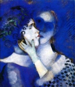 2 Gli amanti blu
