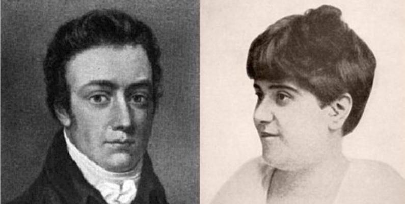 Accadde oggi - 25 luglio. Ricorrono gli anniversari di Matilde Serao e Samuel T. Coleridge