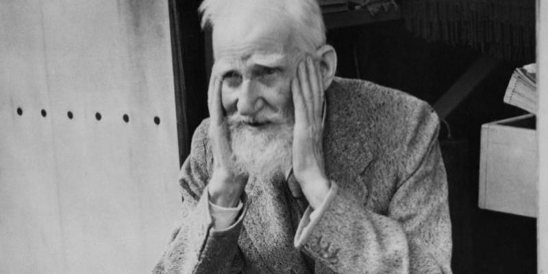 Accadde oggi - 26 luglio. Ricorre l'anniversario di nascita di George Bernard Shaw
