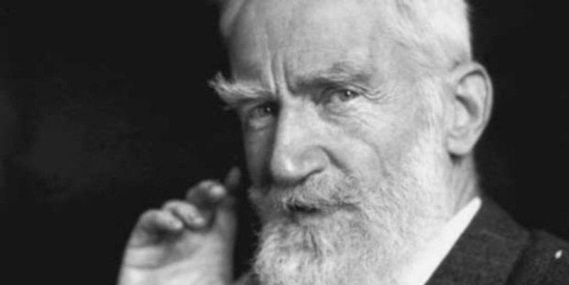 George Bernard Shaw, le frasi e gli aforismi celebri