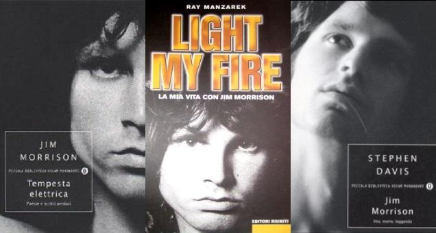 Jim Morrison, i libri che ne fanno rivivere il mito
