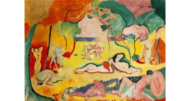 Henri Matisse, il principale esponente dei Fauves