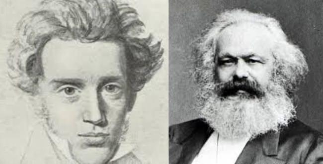 Accadde oggi - 5 maggio. Ricorrono gli anniversari di nascita di Soren Kierkegaard e Karl Marx