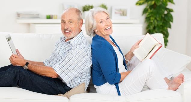 Leggere aiuta ad evitare la demenza nelle persone anziane