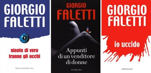 Giorgio Faletti, i libri che hanno reso celebre l'autore