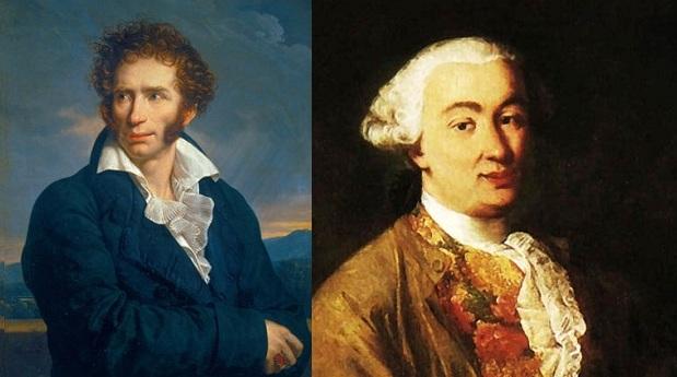 Accadde oggi - 6 febbraio. Ricordiamo gli anniversari di Ugo Foscolo e di Carlo Goldoni