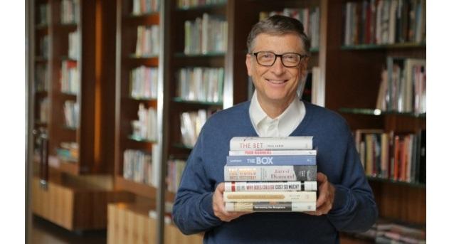 Cosa leggere in estate i 6 libri consigliati da bill for Elenco libri da leggere assolutamente