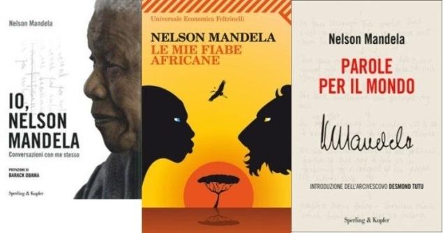 Nelson Mandela, i libri scritti dall'eroe della libertà