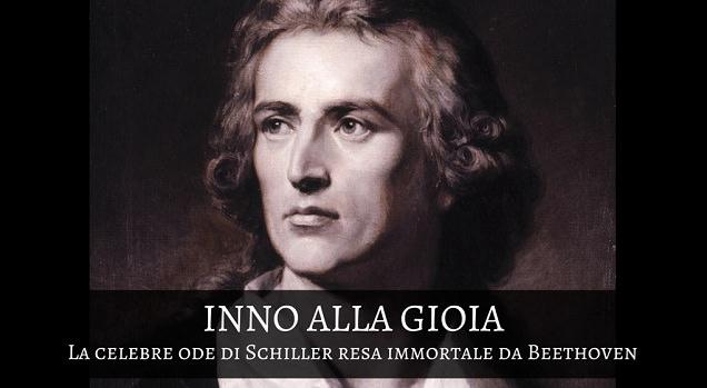 """""""Inno alla gioia"""", la celebre ode di Schiller resa immortale da Beethoven"""