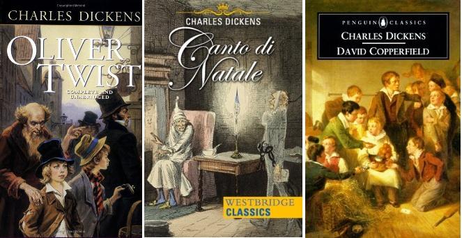 Charles Dickens, i 10 libri più belli