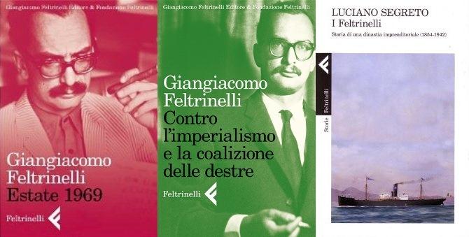 Giangiacomo Feltrinelli, i libri che celebrano il grande editore