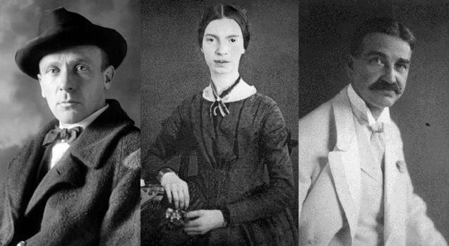 Michail Bulgakov, Emily Dickinson e L. Frank Baum