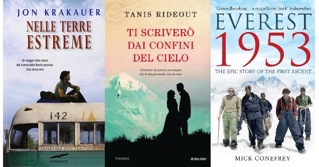 Estate, 10 libri da portare con sè in montagna