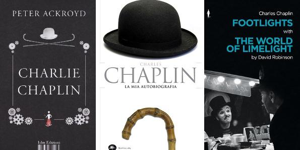 Charlie Chaplin, 5 libri per sapere tutto su uno dei più grandi attori comici di sempre