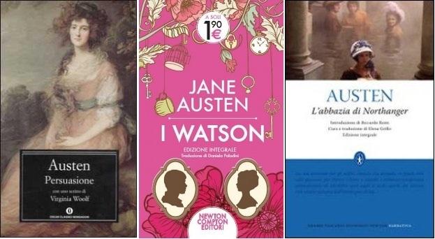 Jane Austen, i libri da leggere della scrittrice britannica