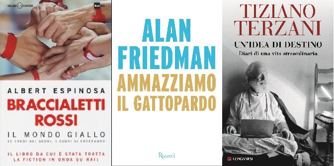 Classifica dei libri pi venduti del 2014 ecco la top ten for Libri saggistica