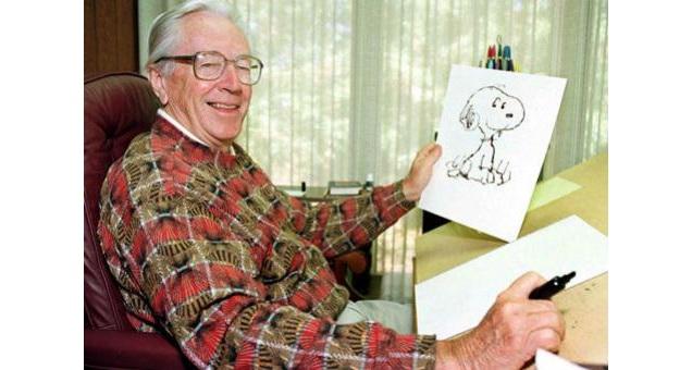 Accadde oggi - 26 novembre. Ricorre oggi l'anniversario di nascita di Charles M. Schulz, il creatore dei Peanuts