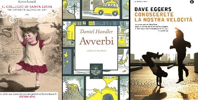 6 libri non convenzionali consigliati per lettori 39 39 fuori for Libri consigliati da leggere