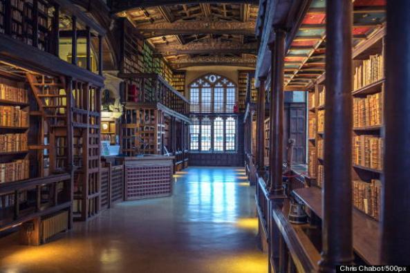 I più bei posti al mondo dove leggere un libro