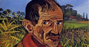 Antonio Ligabue, il folle genio della pittura naïf.