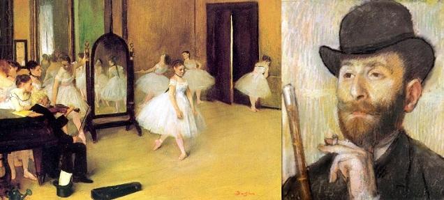 Edgar Degas, il pittore che amava ballerine e cavalli