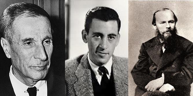 In questo giorno sono scomparsi infatti dei veri classici moderni, autori del calibro di Dino Buzzati, J.D. Salinger e Fëdor Dostoevskij