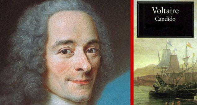 """""""Candido"""", le frasi del racconto più celebre di Voltaire"""