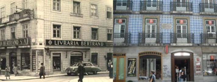 Livraria Bertrand di Lisbona, la più antica libreria al mondo