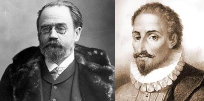 Accadde oggi – 29 settembre. Oggi si ricorda la nascita di Miguel de Cervantes e la morte di Emile Zola