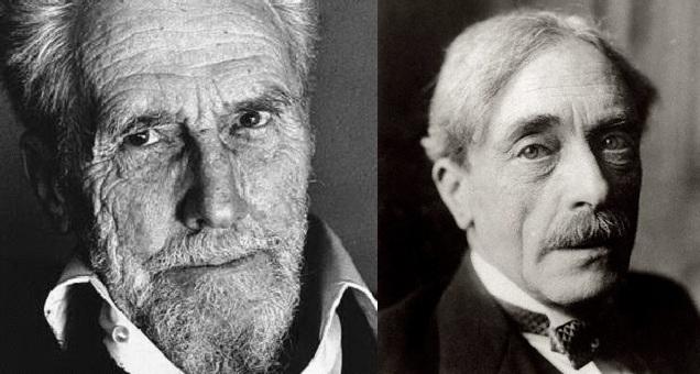 Accadde oggi - 30 ottobre. Ricorrono gli anniversari di nascita di Ezra Pound e Paul Valéry